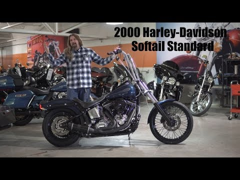 2000 Harley-Davidson® FXST - Softail® Standard | Dillon Brothers