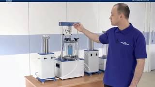 Как правильно выполнять трехосные испытания дисперсных грунтов: обзор установки