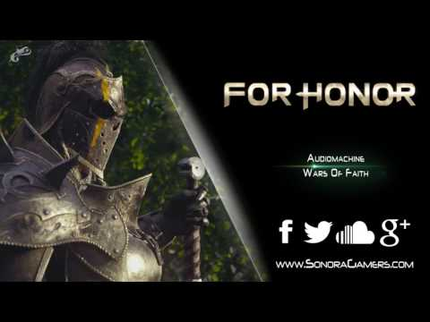 For Honor   Audiomachine - Wars Of Faith   The Warlord Apollyon #TrailerMusic