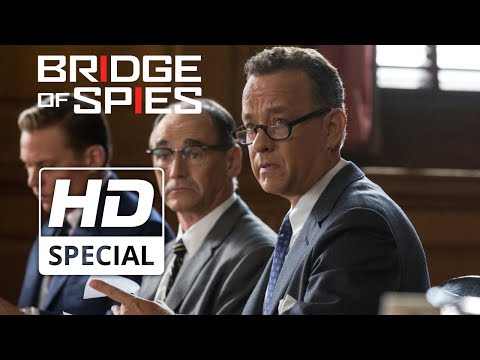 Bridge of Spies | Tom Hanks on his Character | Official HD Interview 2015