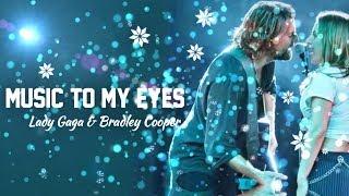 ⭐️Lady Gaga & Bradley Cooper - Music to My Eyes (TRADUÇÃO) ⭐️ A Star Is Born - Cover