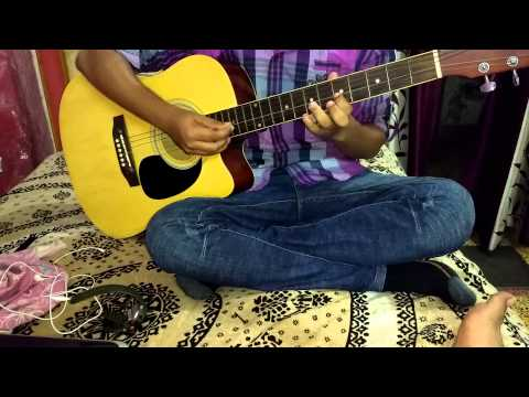 Mere Humsafar Mithoon | Guitar Tabs | All is Well - Beginner