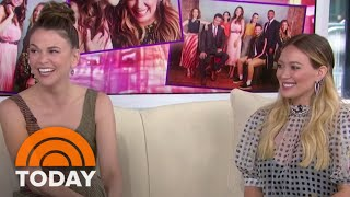 Hillary Duff And Sutton Foster Talk About New Season Of 'Younger' | TODAY
