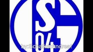 Schalke Lieder: Blau und Weiß,das sind die Farben von ganz oben