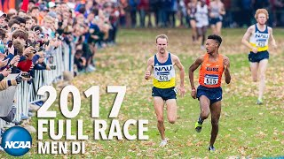 2017 NCAA men's cross country championship | FULL DI race