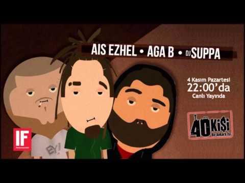 Ais Ezhel - Yarınımız Yok(Live - 40 Kişi )