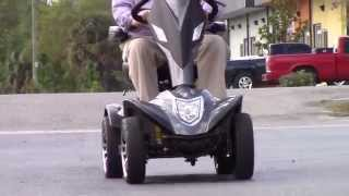 Drive Medical Cobra GT4 Heavy Duty Mobility Scooter Personal Mobility Vehicle