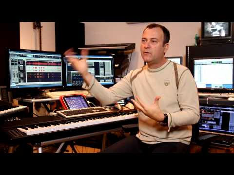 Sean Murray (Composer of Call of Duty: Black Ops) on SONAR X3 and Gobbler