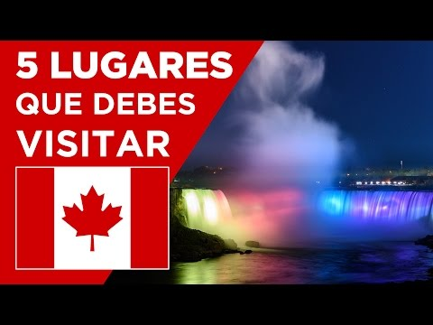 5 Lugares Que Debes Visitar En Canadá - Conociendo Canadá