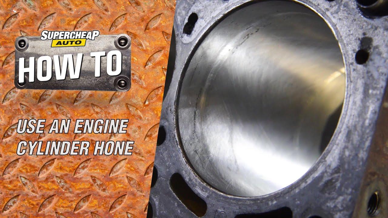 1 Set Shaft Stone Brake Piston Engine Cylinder Hone Honing Auto Adjustable Motor