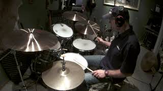 It's Over (Level 42 Drum cover) Jim Huwe