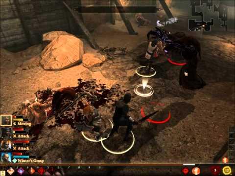Dragon Age 2: Saving Mother |