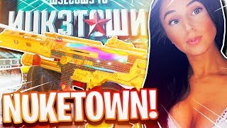 *NEW* NUKETOWN & BLACK MARKET IN COD BLACK OPS 4 RIGHT NOW! TRYHARD GIRL MASTER PRESTIGE PLAYER!!!