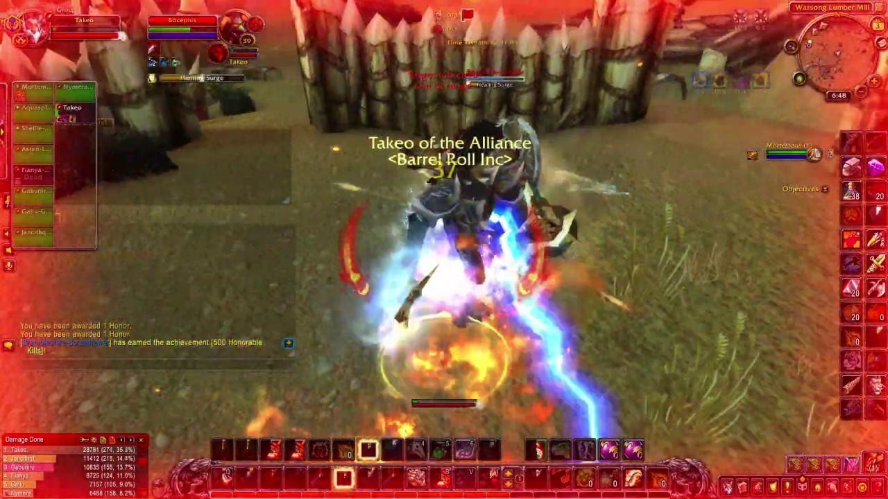 fury war 49 Twink