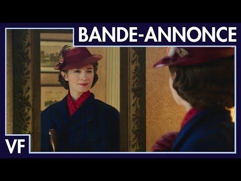 Le Retour de Mary Poppins – Première bande-annonce (VF)
