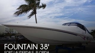 [UNAVAILABLE] Used 1997 Fountain 38 Sport Cruiser in Fort Lauderdale, Florida