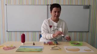 Занятие для детей 1-2 лет №7. Необходимые пособия | Онлайн детский клуб «Лас-Мамас»