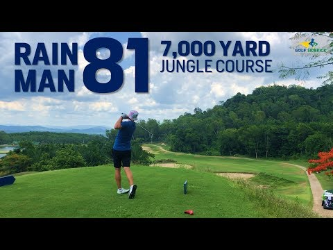 Rumble In The Jungle - How To Shoot 81 Like A Rain Man