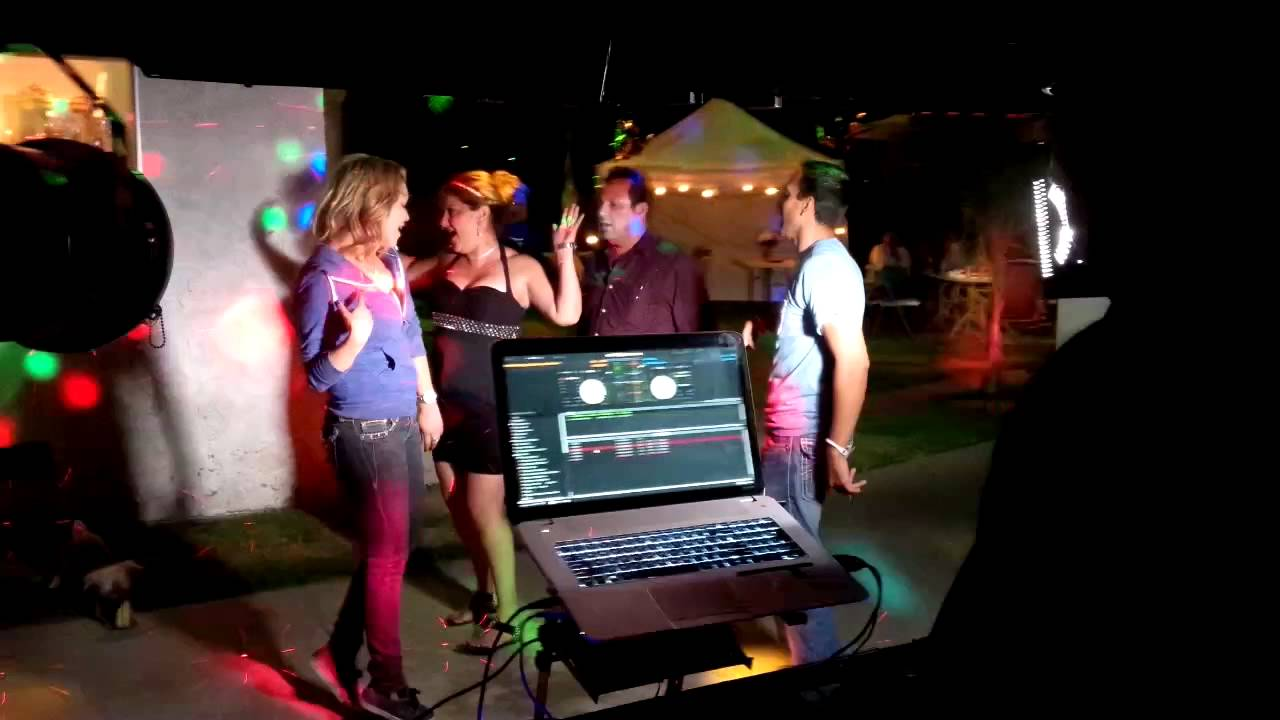 Back Yard Party In Los Angeles By DJ Max