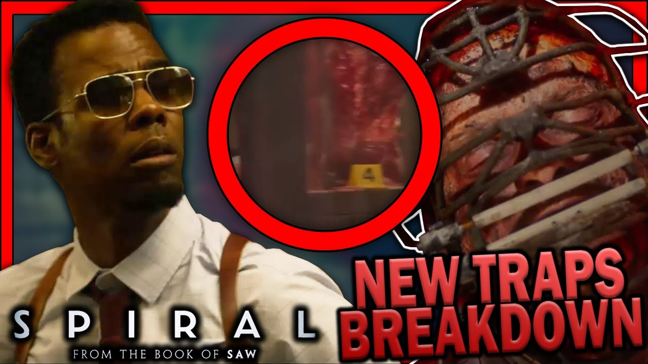 Download Spiral: From The Book Of Saw | New Trap Footage Breakdown & Analysis! (Spiral Official Music Video)