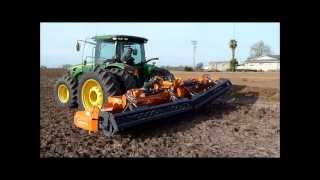 Magnum 7000: Power Harrow