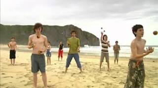 Eolo Funtrix Juggling Balls