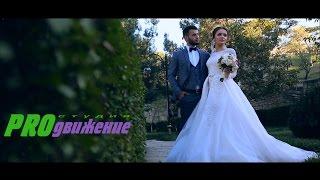Красивая пара. Дагестанская веселая свадьба 2016 Видеостудия Продвижение.