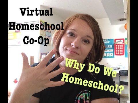 Virtual Homeschool Co-Op| Why Do We Homeschool?
