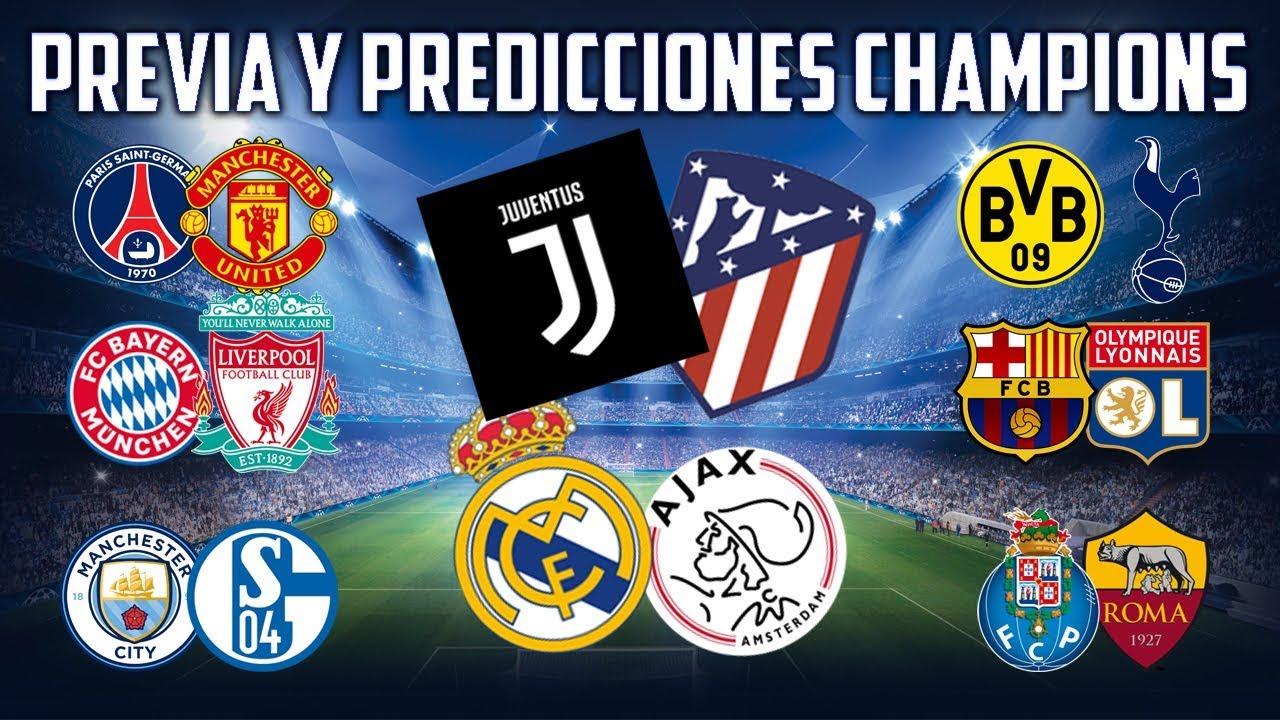 Horarios y TV del mircoles: la Champions League, Copa ...