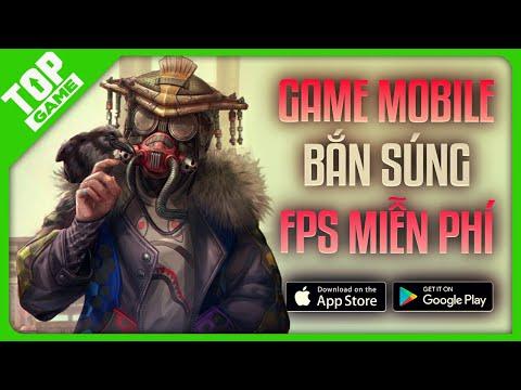 Top Game Bắn Súng FPS Online Mới Nhất 2021 – Miễn Phí, Đồ Họa Đẹp | Android – IOS