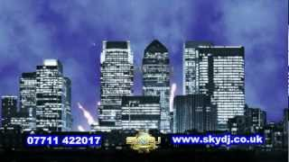 SkyDJ Bollywood Karaoke Advert - London Karaoke