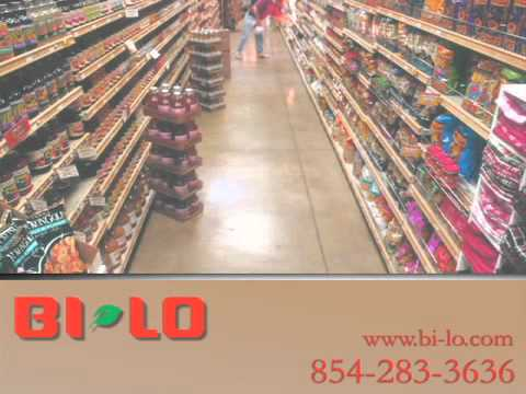 Bi-Lo Video Grocery Store in Statesville - YouTube