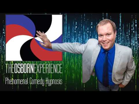 College Promo - The Osborn Experience: Phenomenal Comedy Hypnosis