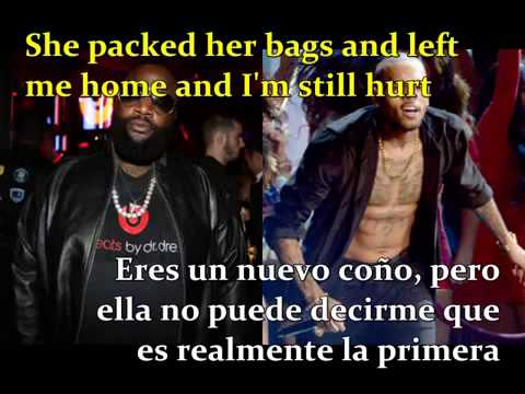 SORRY. RICK ROSS FT. CHRIS BROWN SUBTITULADA ESP.