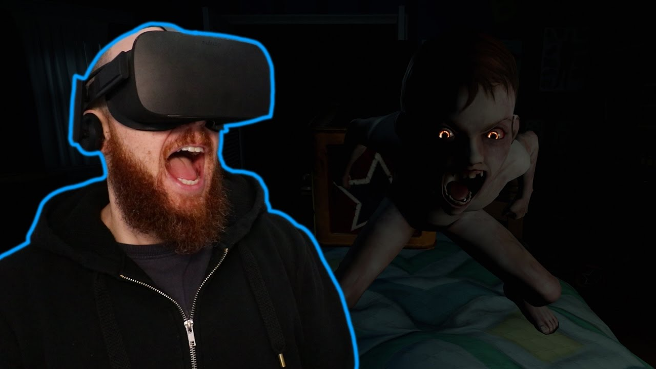 FEAR FACTOR!! Face Your Fears Oculus Rift Gameplay - Virtual Reality