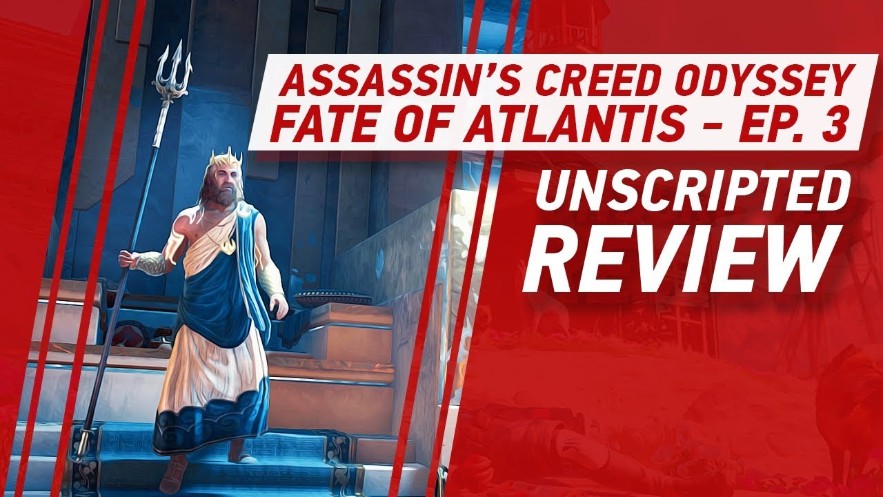 Assassin's Creed Odyssey: The Fate of Atlantis Episode 3 Out
