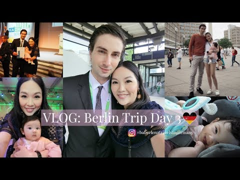 VLOG: Berlin Trip Day 3♥ | ANGELBIRDBB