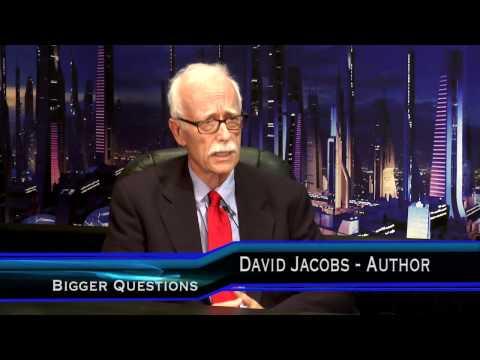Dr. David Jacobs - The Alien Agenda on Ron James' Bigger Questions.