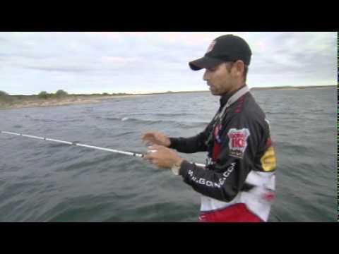 Major league fishing ike talking gear youtube for Major league fishing com