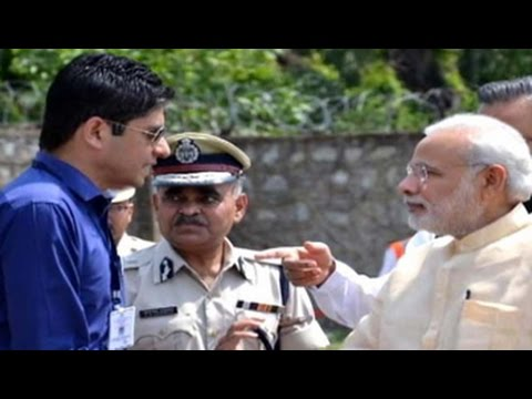 IAS officer denies defence on WhatsApp over meeting PM Modi in casuals