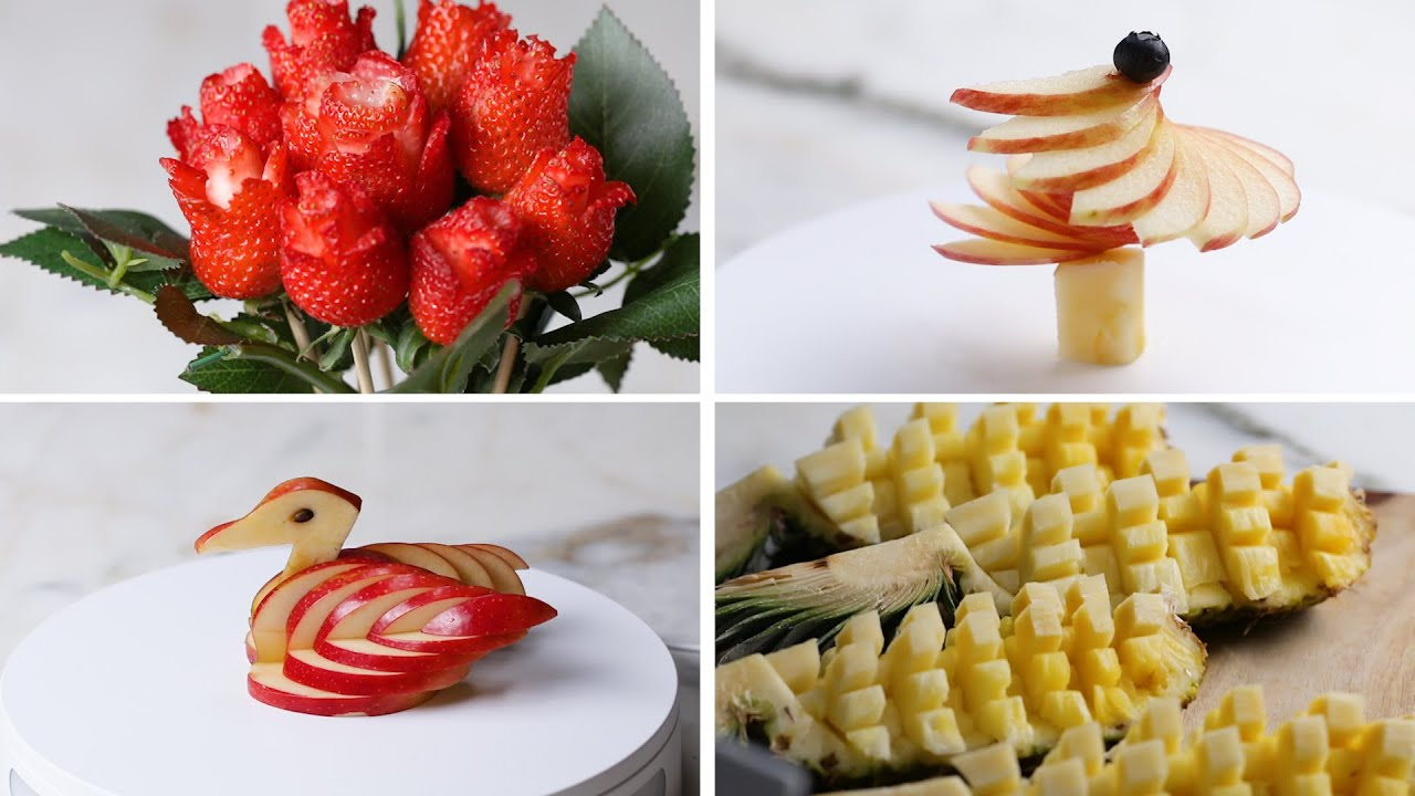 maxresdefault - 4 Amazing Ways to Cut Fruit