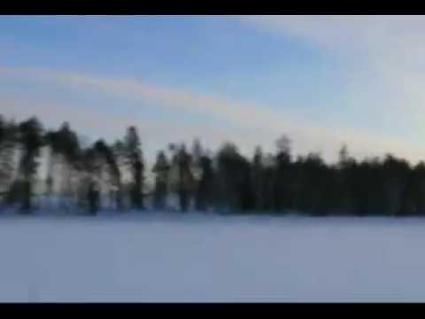 Snowmobile Finland Снегоходы