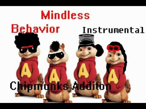 mindless behavior christmas with my girl instrumental version