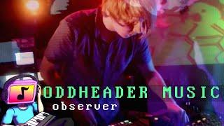 Oddheader Presents: Dark Colour - Observer (Video Album)