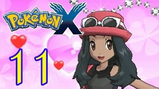 Let's Play Pokémon X #11: Ein neuer Star am Porno-...ähm...Promohimmel (3DS, Deutsch)