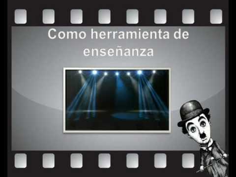 Herramientas Visuales Cine E Historia PowerPoint YouTube
