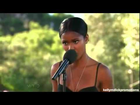 Simone Battle - The X Factor U.S. - Judges House