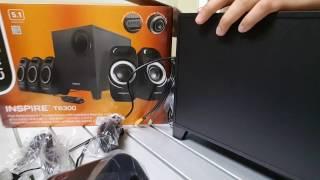 CREATIVE Inspire T6300 - Unboxing