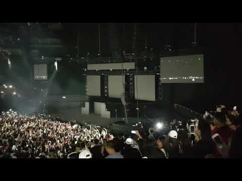 Apertura Bad Bunny Arena Monterrey 2018