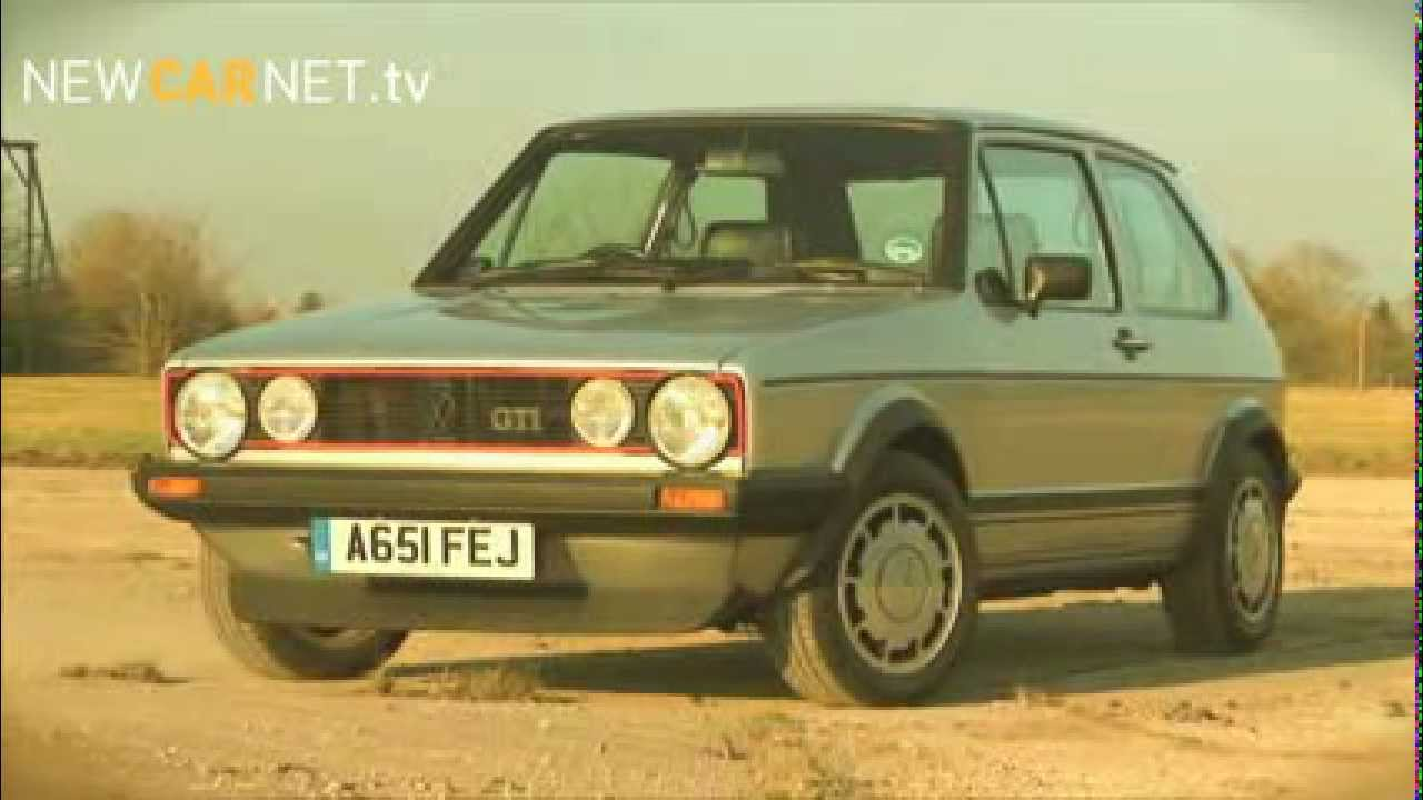 Volkswagen Golf Gti Mk I Classic Car Review Youtube
